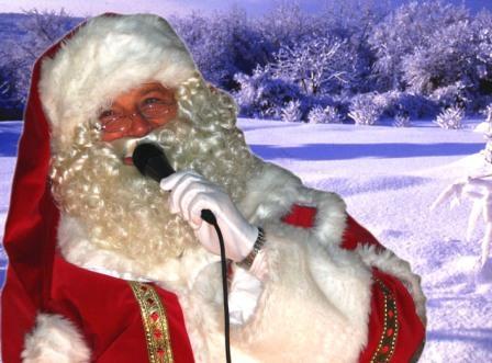 kerstman-entertainment