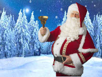 kerstman entertainment